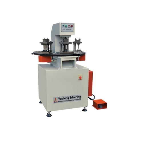 铝型材六位液压压力机